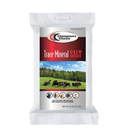 Champion 's Choice Trace Mineral Salt 50 lb