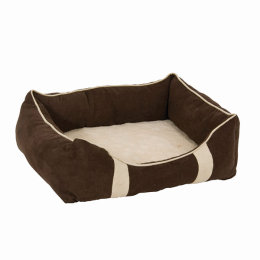 Aspen Pet Foam & Fiber Lounger Assorted 18 in