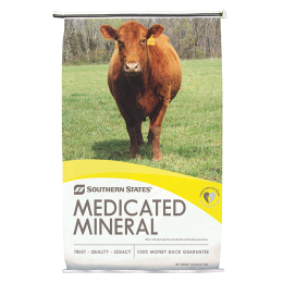 Southern States Traditions Beef Mineral w/(ALTOSID) 50 lb
