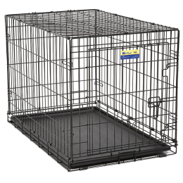 MidWest Contour Single Door Dog Crate 36 in
