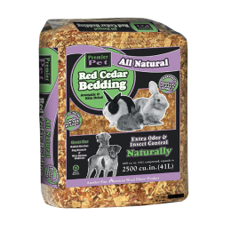 Premier Pet All Natural Red Cedar Bedding 2500 cu in