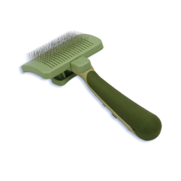 Coastal Safari Cat Self-Cleaning Slicker Brush