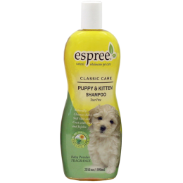 Espree Puppy & Kitten Shampoo 20 oz