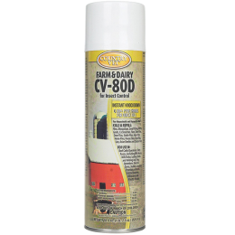 Country Vet CV-80D Farm & Dairy Fly Spray 18.5 oz