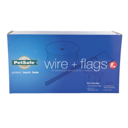 Pet Safe Wire & Flag Accessory Kit