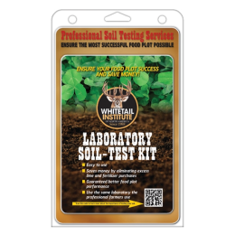 Whitetail Soil Test Kit