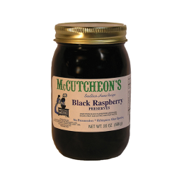 McCutcheons Black Raspberry Preserves 20 oz