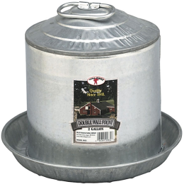Little Giant Double Wall Fount 2 gal