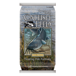 Sportsman's Choice High Protein Catfish Food 50 lb