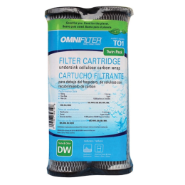 OmniFilter TO1-DS Whole House Filter Cartridge 2 Pack