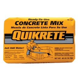 Quikrete Ready To Use Concrete Mix 40 lb