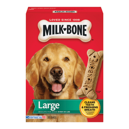 Milk-Bone Original Dog Biscuit Large 10 lb
