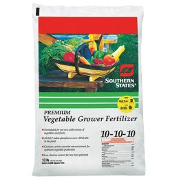 Southern States Premium Vegetable Grower Fertilizer 10 lb