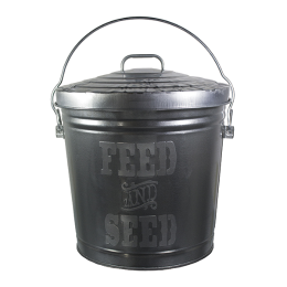 Behrens Embossed Seed Can 10 gal