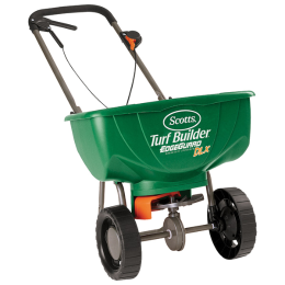Scotts Turf Builder Edgeguard Deluxe Broadcast Spreader