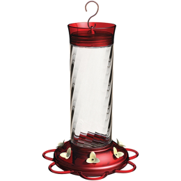 Classic Brands Diamond Hummingbird Feeder 30 oz