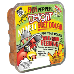 C&S Hot Pepper Delight Suet 11.75 oz