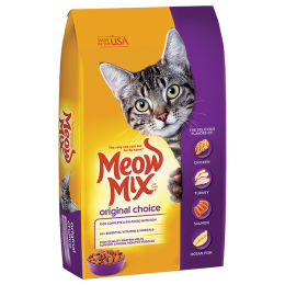 Meow Mix Original Choice Dry Cat Food 16 lb