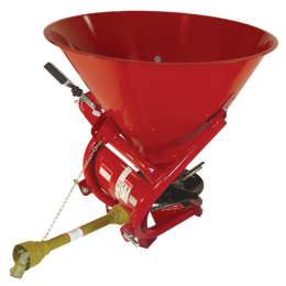 Tarter Fertilizer Spreader & Seeder Red