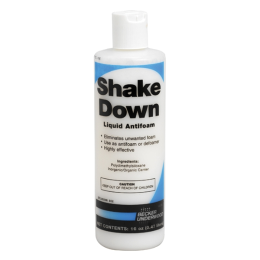 Shake Down Liquid Antifoaming Agent 1 qt