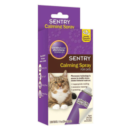 Sentry Calming Spray For Cats 1 oz