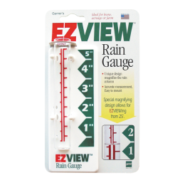 Headwind EZView Rain Gauge 5 in