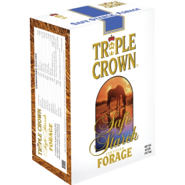 Triple Crown Safe Starch Forage for Horses 40 lb