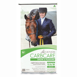 Legends CarbCare Show & Pleasure 50 lb