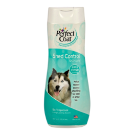 Perfect Coat Shed Control Shampoo 16 oz