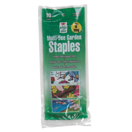 Easy Gardener Multi-Use Garden Staples 6 in 10 Pack