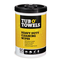 Tub O' Towels Scrubbing Wipes 90 ct
