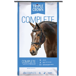 Triple Crown Complete Textured Horse Feed 50 lb