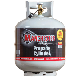 Manchester Tank Propane Cylinder 20 lb