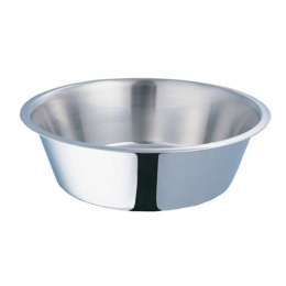 Indipets Stainless Steel Pet Dish Pint