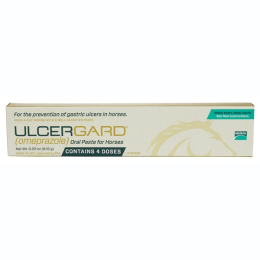 UlcerGard Oral Paste for Horses 4 Dose