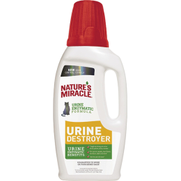 Nature 's Miracle Urine Destroyer For Cats 32 oz