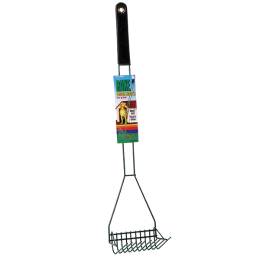 Four Paws Wire Rake Scooper For Grass