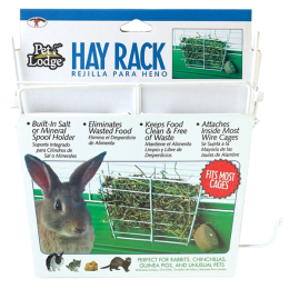 Pet Lodge Wire Rabbit Hay Rack