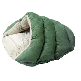 Sleep Zone Cuddle Cave Sage 22 in