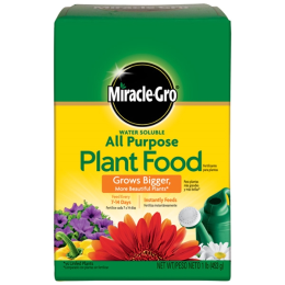 Miracle-Gro All Purpose Plant Food 1 lb