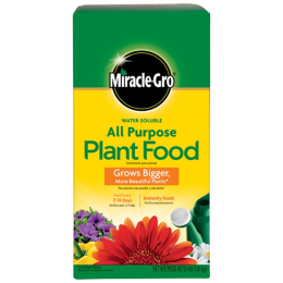 Miracle-Gro Water Soluble All Purpose Plant Food 4 lb