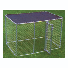 Stephens Pipe & Steel Sunblock Kennel Shade Cover 10 ft x 10 ft