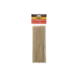 Mr. Bar-B-Q Bamboo Skewers 10 in 100 Cpack
