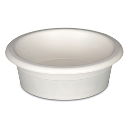 Petmate Crock Bowl W/Microban Intermediate