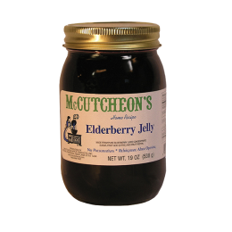 McCutcheons Elderberry Jelly 19 oz