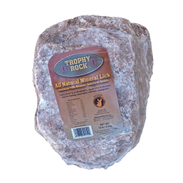 Trophy Rock All Natural Mineral Lick 12 lb
