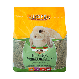 Sun Seed Vita Sunscription Timothy Pellet Rabbit 5 lb