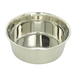 Indipets Stainless Steel Pet Dish 3 qt