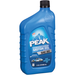Peak Heavy-Duty Motor Oil SAE 30 SL 1 qt