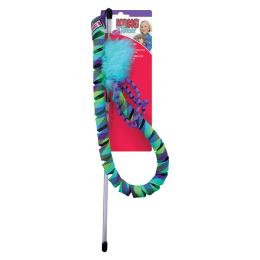 Kong Curlz Teaser Cat Toy